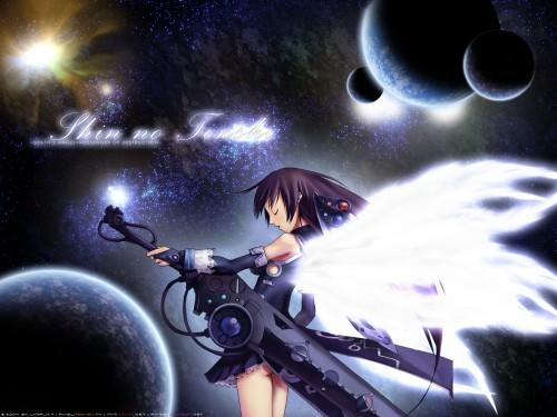 Anime Wallpapers » Anime Wallpaper: Shin no Tenshi - Death's Angel