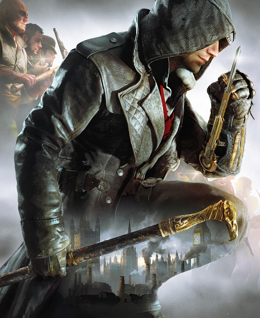 Assassin S Creed Syndicate Wallpaper And Scan Gallery Minitokyo