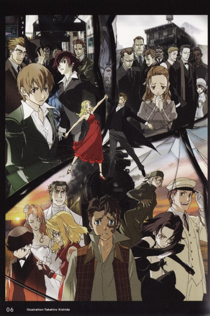 Baccano! - Wallpaper and Scan Gallery - Minitokyo