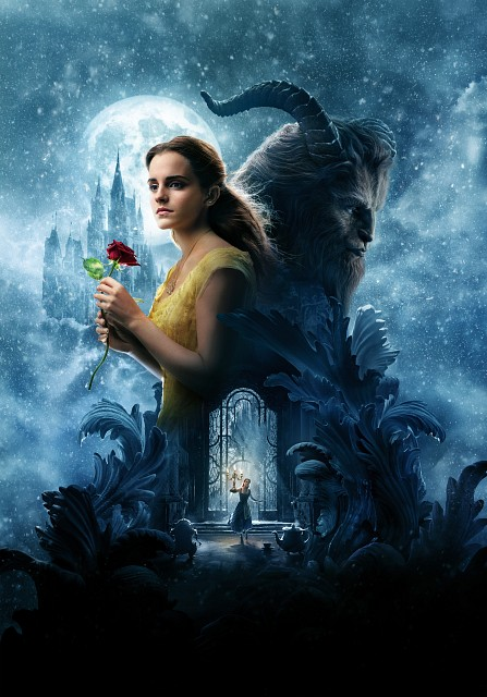 Beauty And The Beast 2017 Film Wallpaper And Scan