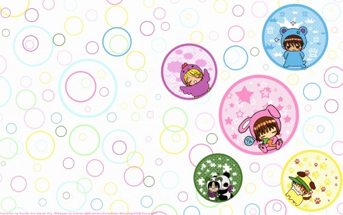 Minitokyo » Beauty Pop Wallpapers » Beauty Pop Wallpaper: Chibi Beauty Pop