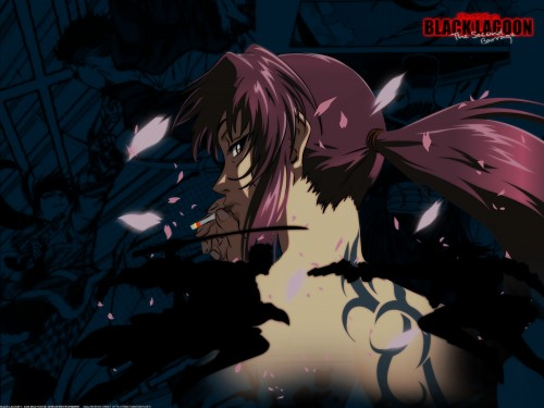 Madhouse, Black Lagoon, Revy Wallpaper