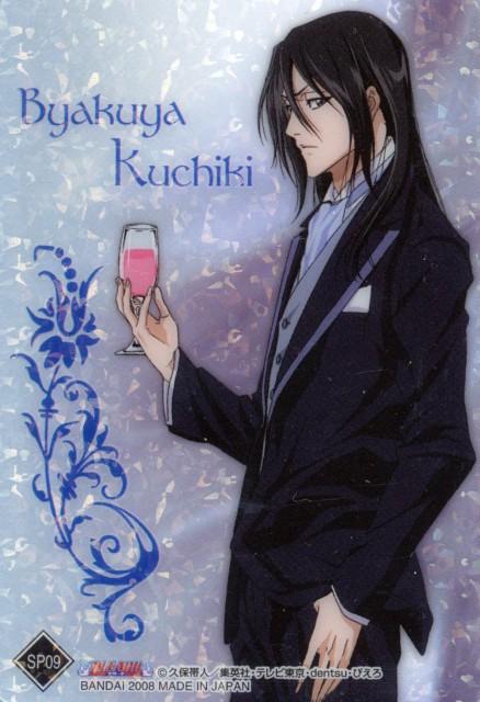 Ficha de Byakuya Bleach.349279