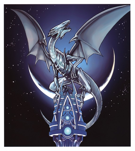 Blue Eyes White Dragon Wallpaper And Scan Gallery Minitokyo