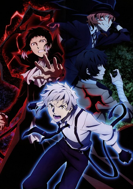 Bungou Stray Dogs - Wallpaper and Scan Gallery - Minitokyo