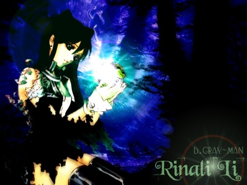 Katsura Hoshino, TMS Entertainment, D Gray-Man, Lenalee Lee Wallpaper