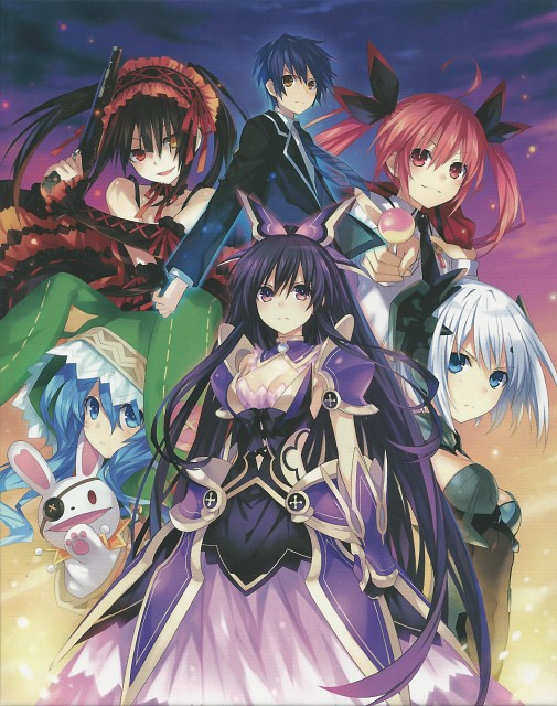 Wallpaper And Scan Gallery Date A Live