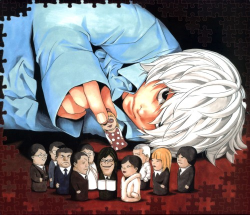 Takeshi Obata, Madhouse, Death Note, Near