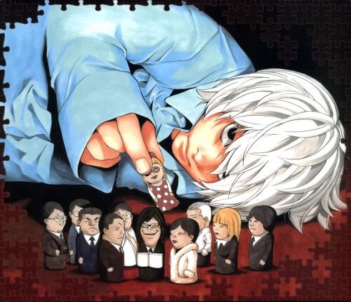 Takeshi Obata, Madhouse, Death Note, Near
