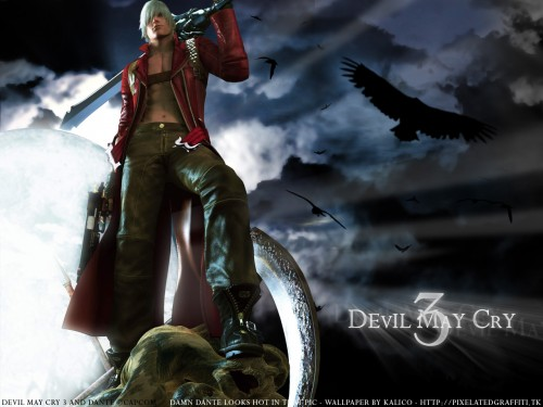 wallpapers devil may cry. Devil May Cry Wallpaper by;