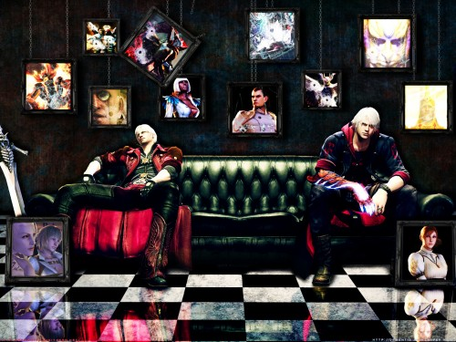 wallpaper of devil may cry