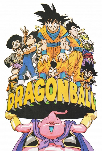 Dragon Ball Wallpaper And Scan Gallery Minitokyo