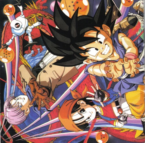 Dragon Ball Gt. Dragon Ball GT Series, Game