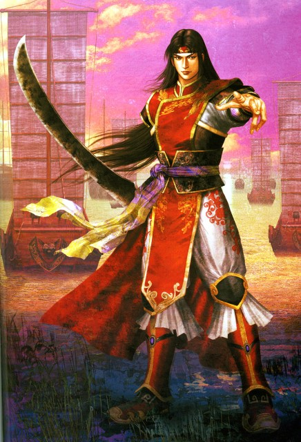 The Tales Chronicle Harem! - Page 20 Dynasty.Warriors.127356