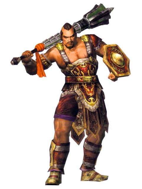 Huang Gai (Dynasty Warriors - Skin Series) Minecraft Skin