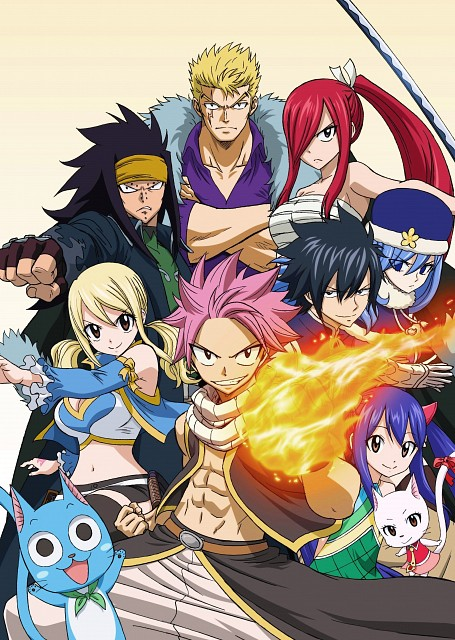 Fairy Tail Wallpaper And Scan Gallery Minitokyo