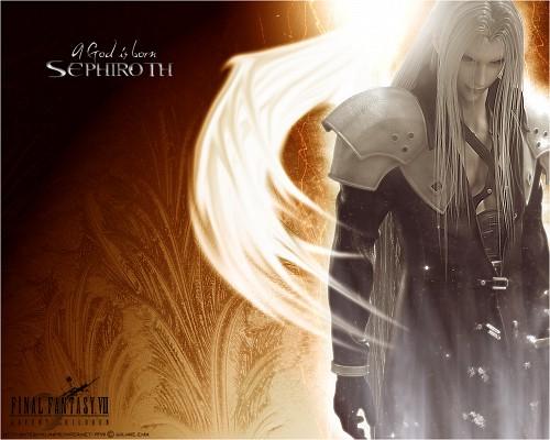 Sephiroth Final.Fantasy.VII:.Advent.Children.Wallpaper.449216