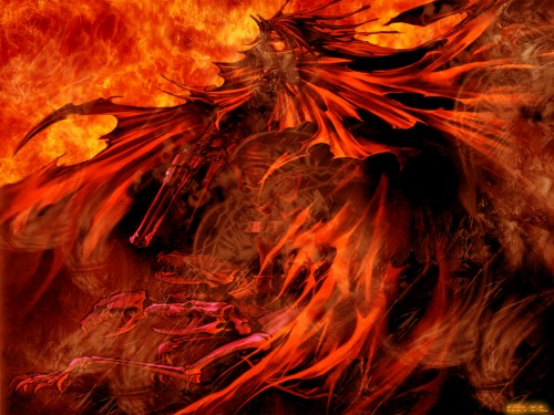 Square Enix, Final Fantasy VII: Dirge of Cerberus Wallpaper