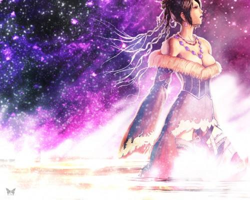 Square Enix, Final Fantasy X, Lulu Wallpaper