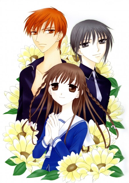 Fruits Basket Wallpaper And Scan Gallery Minitokyo