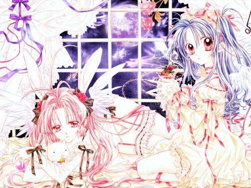 Arina Tanemura, Full Moon wo Sagashite, Meroko Yui, Mitsuki Koyama Wallpaper