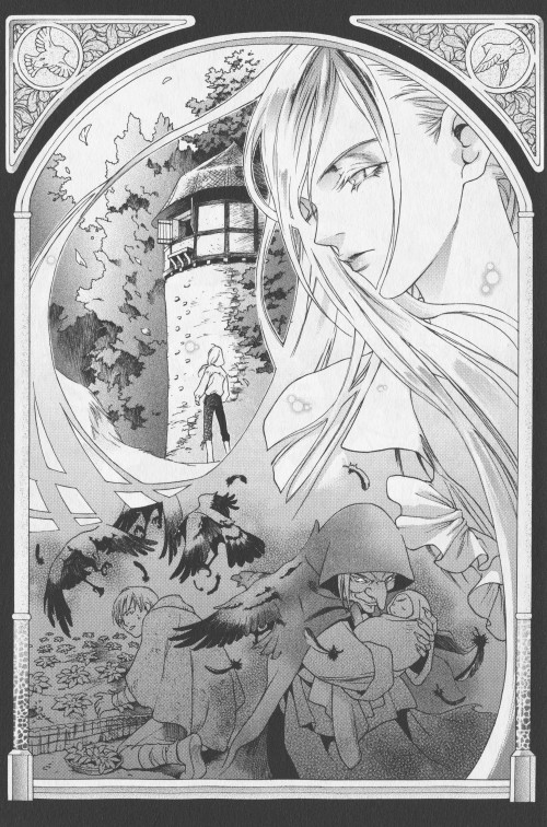 Zeki's Manga Reviews: Grimms Manga