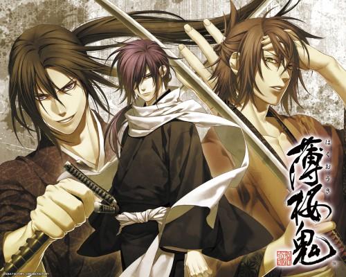 Une série à nous faire découvrir ? (Conseils de lecture/regardage) Hakuouki.Shinsengumi.Kitan.462343