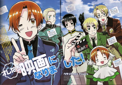 Hetalia:.Axis.Powers.415799 Baccano! [ Subtitle Indonesia ]