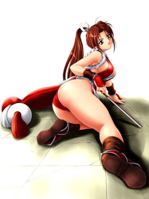 imagen shermie the king fighter: