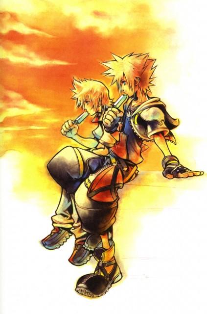 kingdom hearts sora. Square Enix, Kingdom Hearts,