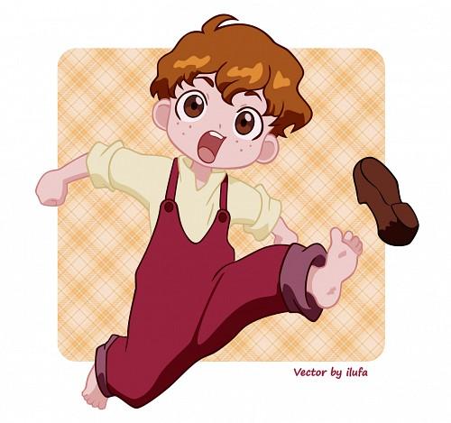 Miserables Shoujo Cosette Shoujo Cosette Gavroche