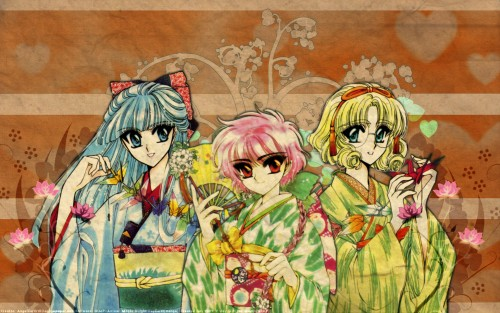 Watch Magic Knight Rayearth 2 Episode 1 Online Sub | Magic