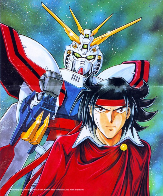 Your favourite tv characters page 3 wrestling forum for Domon kasshu quotes