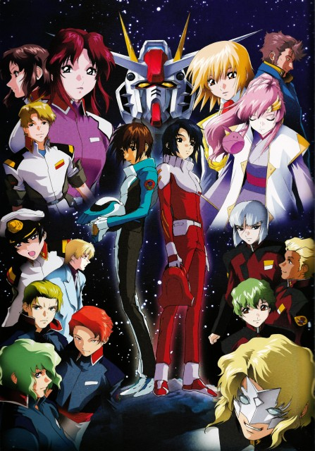 Gundam Seed Mobile Suits 30 Day Anime Challenge...