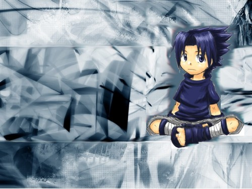 cyberbabes wallpaper. chibi naruto wallpapers