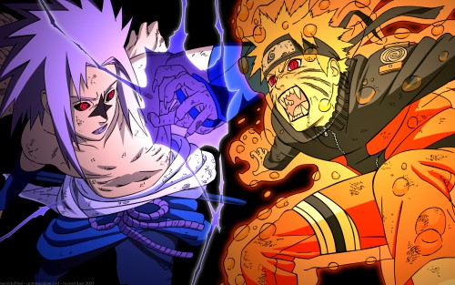 Masashi Kishimoto, Studio Pierrot, Naruto, Naruto Uzumaki Kyuubi Mode,
