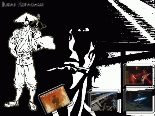 ninja scroll wallpapers. Minitokyo » Ninja Scroll Wallpapers » Ninja Scroll Wallpaper: Jubai