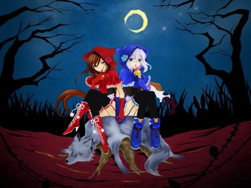 [...*Historia de Nayu y Echo*...] Pandora.Hearts.Wallpaper.447634