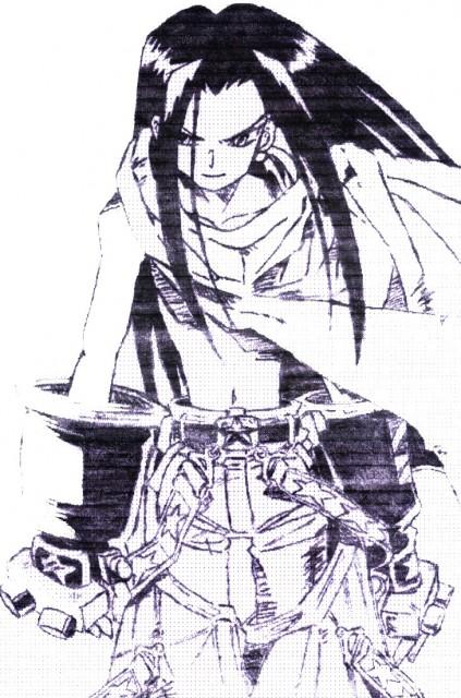 Hiroyuki Takei, Shaman King, Hao Asakura