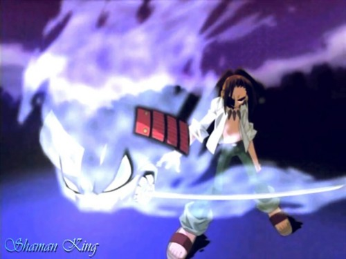 shaman king wallpapers. shaman king characters. shaman