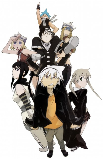 soul eater wallpaper and scan gallery minitokyo