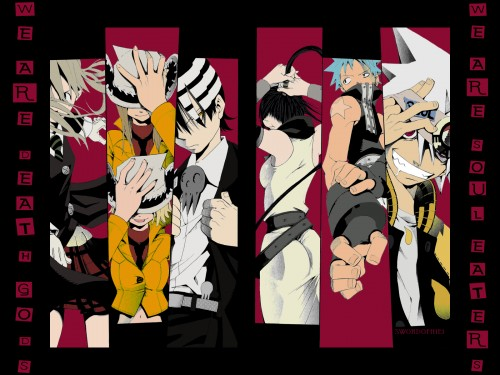 Minitokyo » Soul Eater Wallpapers » Soul Eater Wallpaper: We Are Death Gods