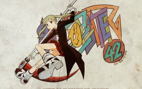Minitokyo » Soul Eater Wallpapers » Soul Eater Wallpaper: Soul Eater