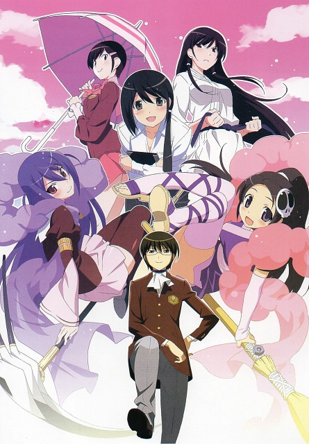 The World God Only Knows Wallpaper And Scan Gallery