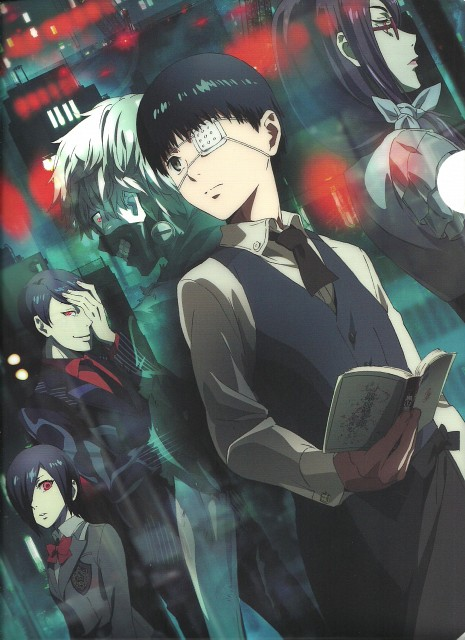 Tokyo Ghoul Wallpaper And Scan Gallery Minitokyo