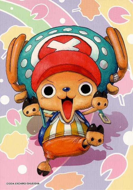 Tony Tony Chopper Wallpaper And Scan Gallery Minitokyo
