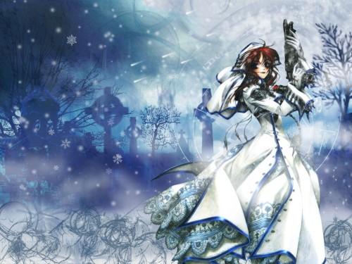 Minitokyo » Trinity Blood Wallpapers » Trinity Blood Wallpaper: Snow Devil