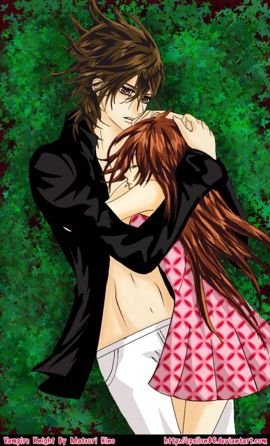 Vampire Knight, Yuuki Cross,