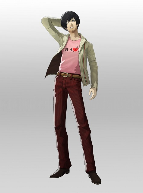 Vincent Brooks from Catherine Jacket Help - Cosplay.com