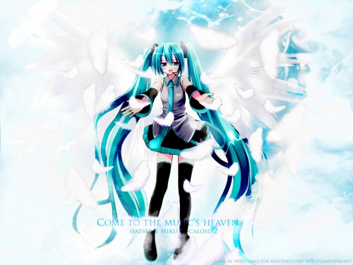 vocaloid ������ ��� ������������� Vocaloid.Wallpaper.3